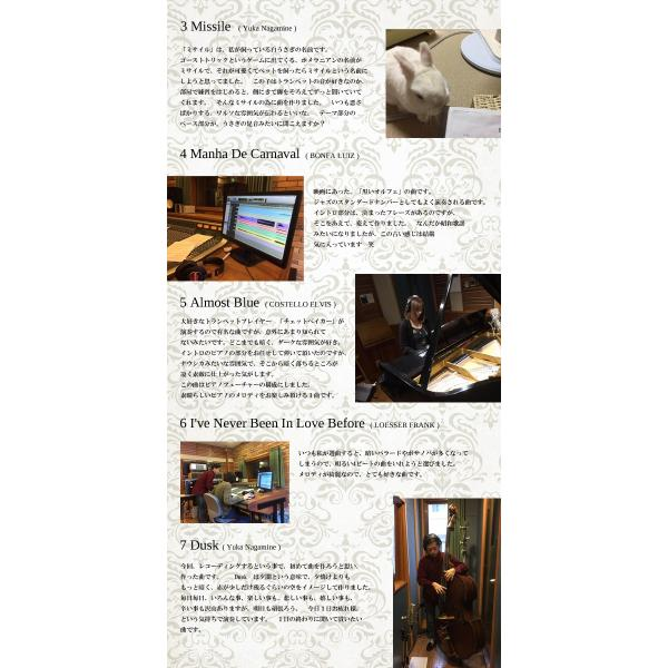 Dusk 永峰由華 K-925 / JAZZ CD トランペット ダスク|nagamineshouten2|06