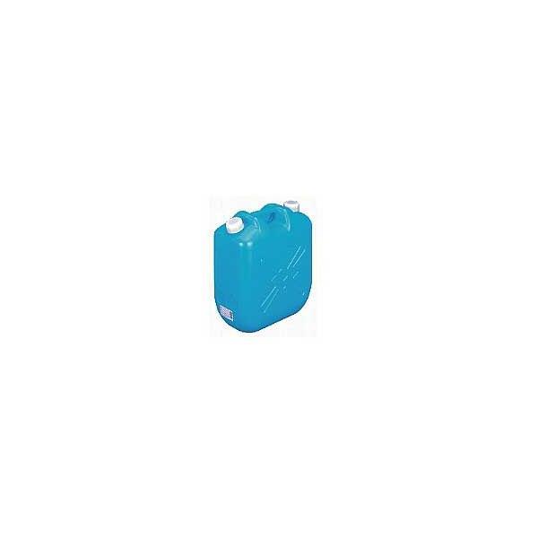 ポリタンク青 18L (オイル缶)(po-11) (4個単位で別途送料必要)