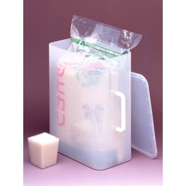 袋まるごと米びつくん 5kg (計量カップ付)(tg-18)送料無料|nagamineshouten|02