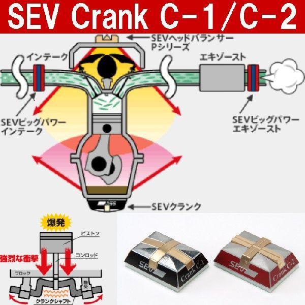 SEV Crank C-1 / セブ クランク C-1【送料無料・プレゼント付】|naganumakikaku|03