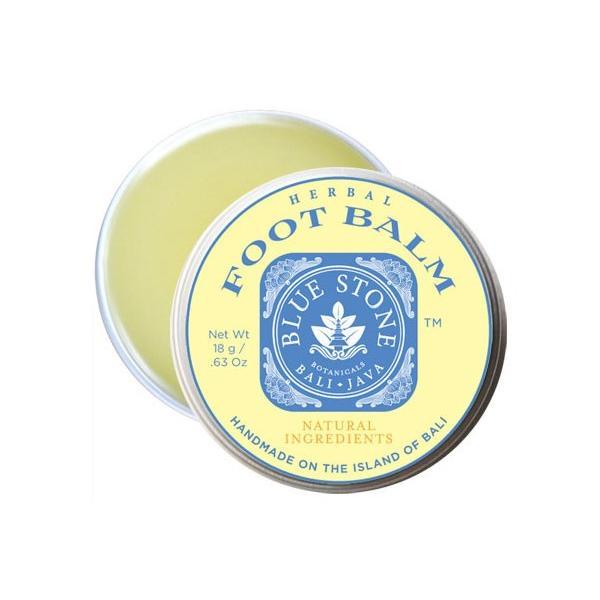 ブルーストーンボタニカル ボディバーム フット BLUE STONE BOTANICALS Body BALM FOOT30g|nagase