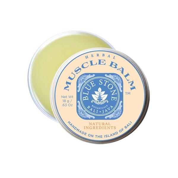 ブルーストーンボタニカル ボディバーム マッスル BLUE STONE BOTANICALS Body BALM MASCLE30g|nagase
