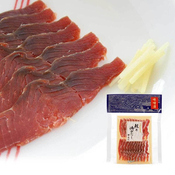 鮭の酒びたし 味噌漬 30g