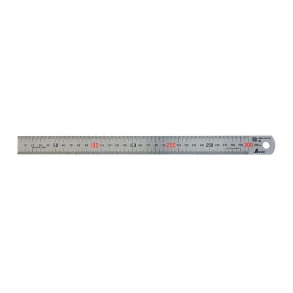 ステン直尺 30cm No.14028