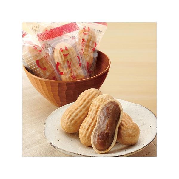お歳暮 ギフト 和菓子 最中 ぴーなっつ最中24個詰|nagomi-yoneya