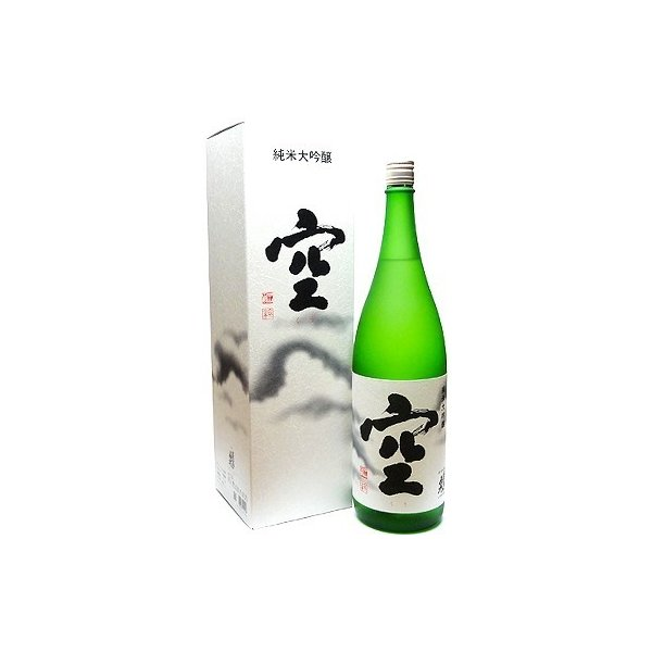 蓬莱泉 「空(くう)」 日本酒 純米大吟醸 1800ml (お1人様1本限りでお願いします)/愛知県 関谷醸造 nagoya-8848