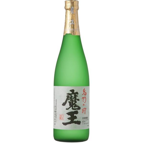魔王 芋焼酎 720ml 25度/白玉醸造 (お1人様2本までのご注文でお願いします)|nagoya-8848
