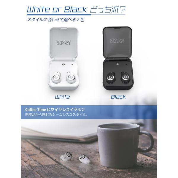 ワイヤレスイヤホン イヤホン bluetooth ブルートゥース 5.0 完全ワイヤレス 高音質 IPX7 完全防水  自動ペアリング iPhone Android 対応|nail39|08