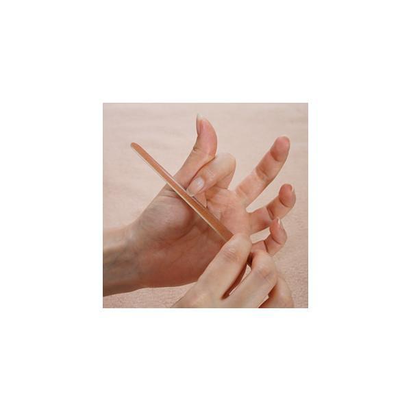 爪やすり ネイルケア専門サロン プリナチュールがサロンワークで使用 爪ケア ネイルファイル 1本あたり価格|nailcare|06
