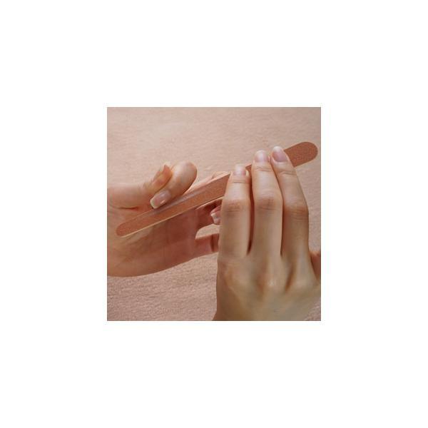爪やすり ネイルケア専門サロン プリナチュールがサロンワークで使用 爪ケア ネイルファイル 1本あたり価格|nailcare|07