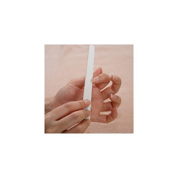 爪やすり ネイルケア専門サロン プリナチュールがサロンワークで使用 爪ケア ネイルファイル 1本あたり価格|nailcare|08