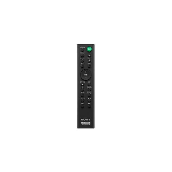 ソニーサウンドバーリモコンRMT-AH102J