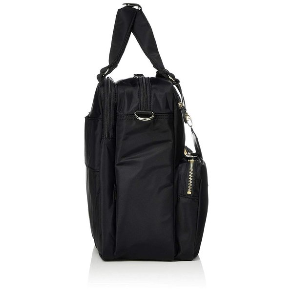 スターツ ビジネスバッグ LS02 BK 黒
