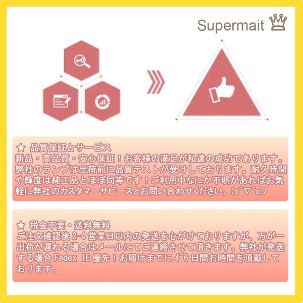 Supermait プロジェクター交換用ランプ TLPLW5 OEM純正バルブ採用とOEM純正ハウジング TOSHIBA TDP-S80 /