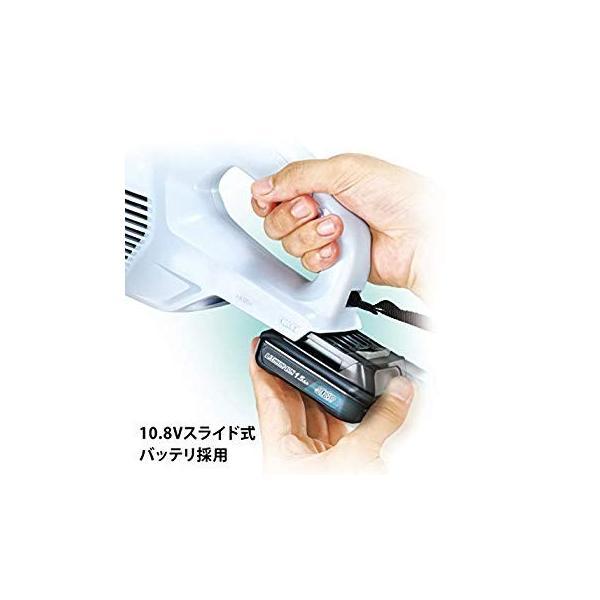 マキタ(Makita) 充電式クリーナー CL108FDSHW|naivecanvas|11