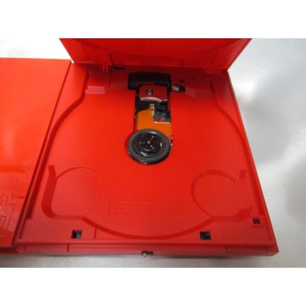 PlayStation 2 シナバー・レッド SCPH-90000CR 箱なし すぐに遊べるセット プレイステーション2 中古|naka-store|05