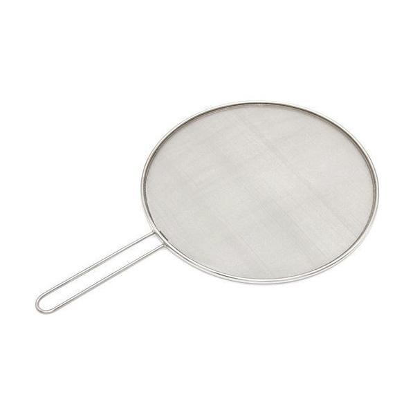 【日本製】 油はね防止 キッチンネット 23cm 井上金網工業 18-8ステンレス製 40メッシュ 食洗器対応