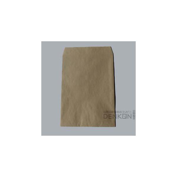 封筒 給料袋 クラフト 50g/m2 センター貼 枠なし 200枚