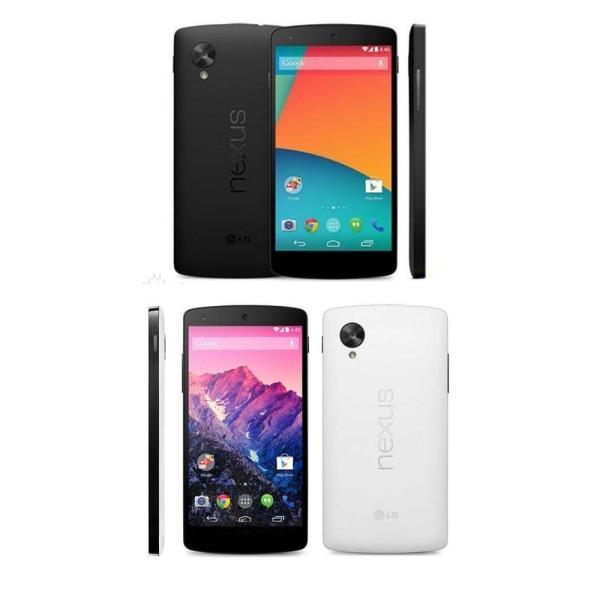 新品 未使用 Google Nexus5本体 LTE版 32GB LG-D821 ブラック ホワイトレッド 海外SIMシムフリー版 携帯電話 4G LTE 【当社90日保証】|nakanokoubou|02