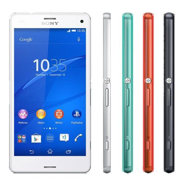【新品・未使用】 Sony Xperia Z3 Compact D5833 SO-02G 【ソニー】【スマホ】【海外携帯】【白ロム】【SIMフリー】携帯電話 4G LTE 【当社90日保証】|nakanokoubou