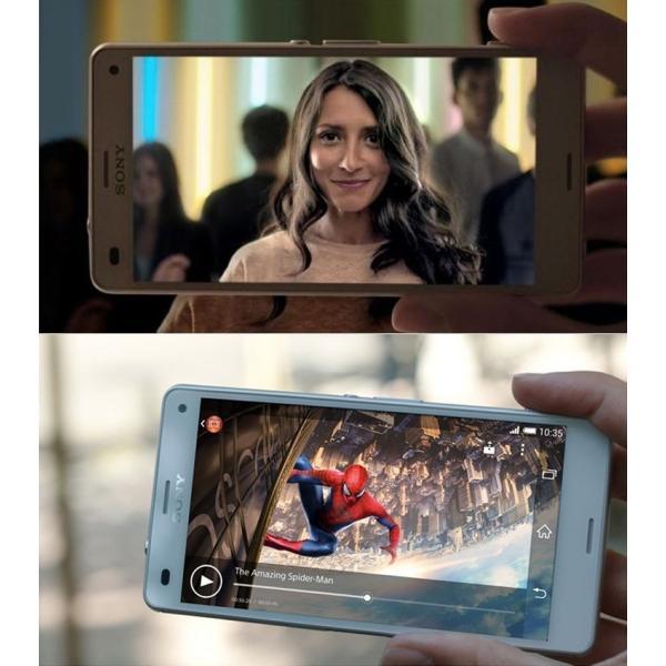 【新品・未使用】 Sony Xperia Z3 Compact D5833 SO-02G 【ソニー】【スマホ】【海外携帯】【白ロム】【SIMフリー】携帯電話 4G LTE 【当社90日保証】|nakanokoubou|06