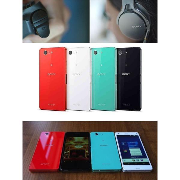 【新品・未使用】 Sony Xperia Z3 Compact D5833 SO-02G 【ソニー】【スマホ】【海外携帯】【白ロム】【SIMフリー】携帯電話 4G LTE 【当社90日保証】|nakanokoubou|07