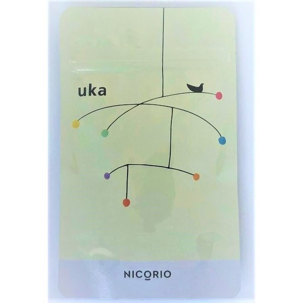 uka ウーカ NICORIO ニコリオ 93粒 約1ヶ月分 サプリ 送料無料|nakasai-honpo