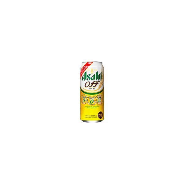 〔ビール類〕〔発泡酒〕アサヒ〔新ジャンル〕オフ500ml1ケース(24本入り)