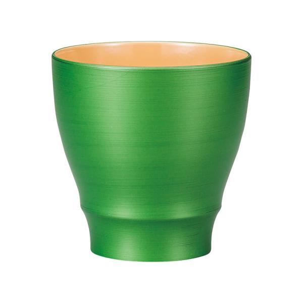 パール漆 フリーカップ パールグリーン|nakayakeitei