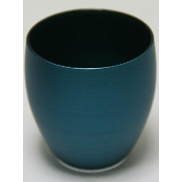 パール漆グラス 冷酒 パールブルー|nakayakeitei