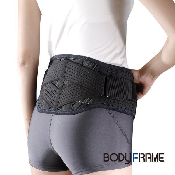ボディフレーム腰用ハード   腰痛 コルセット 腰痛ベルト 腰椎ベルト 中山式 日本製|nakayama-shiki