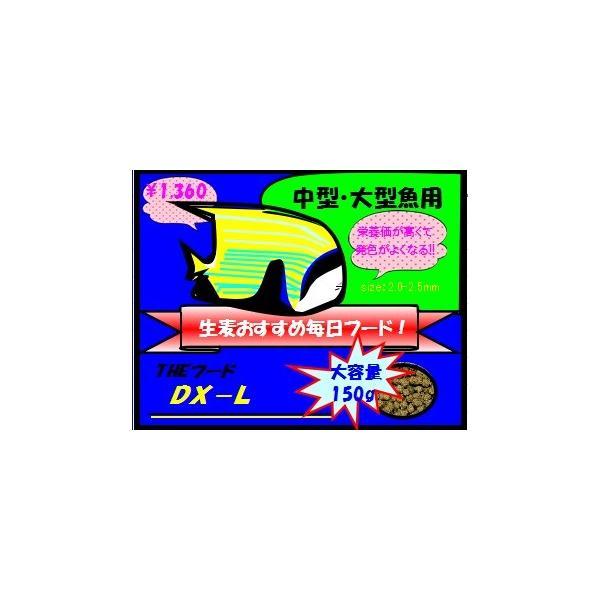 【生麦オリジナル】THEフードDX-Lサイズ150g namamugi 02