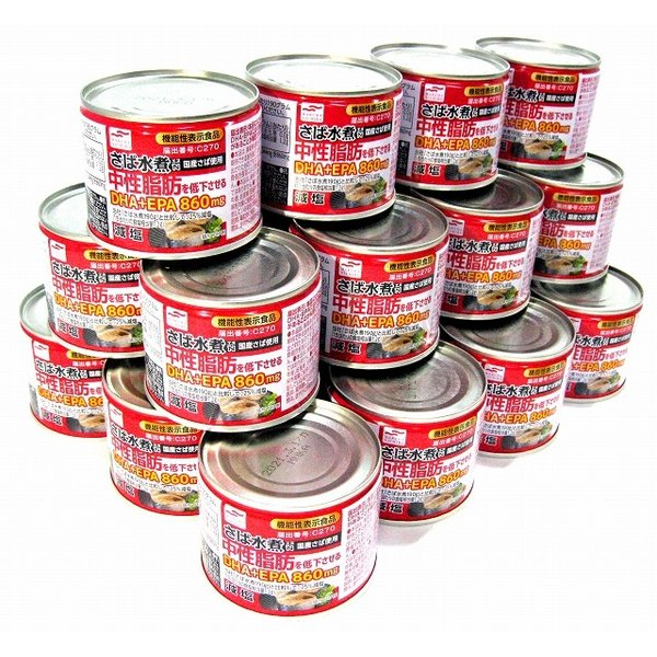 さば水煮缶24缶