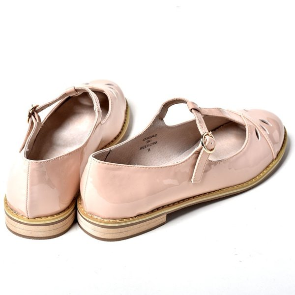 「TOPSHOP」GWENNY TBAR SHOES