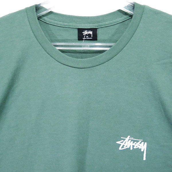 STUSSY ステューシー FIRE ON BABYLON Tシャツ|nanainternational|03