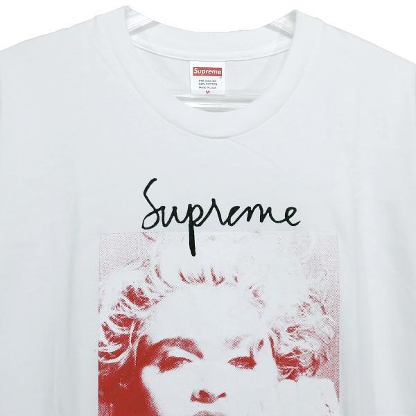 SUPREME シュプリーム  18AW MADONNA Tシャツ|nanainternational|03