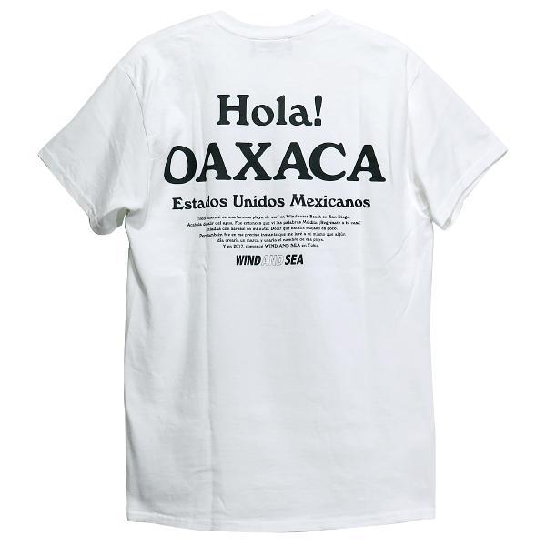 WIND AND SEA  ウィンダンシー OAXACA Tシャツ nanainternational 02