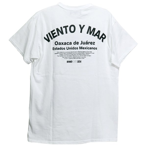 WIND AND SEA  ウィンダンシー VIENTO Y MAR Tシャツ nanainternational 02