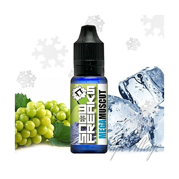SNOW FREAKS 「MEGA MUSCAT」 20ml