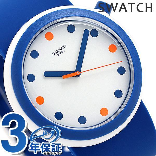 スウォッチオリジナルスポップ45mmスイス製腕時計PNW103SWATCH