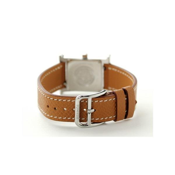 エルメス HERMES 時計 レディース Hウォッチ 036702WW00 腕時計 新品