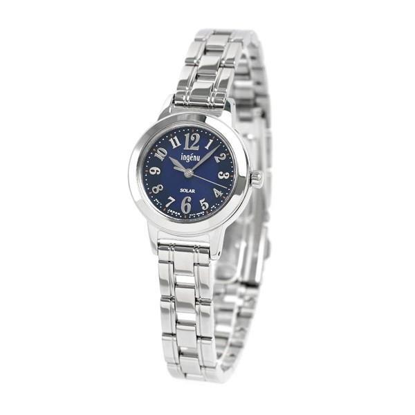 セイコー アルバ アンジェーヌ スタンダード ソーラー レディース 腕時計 AHJD099