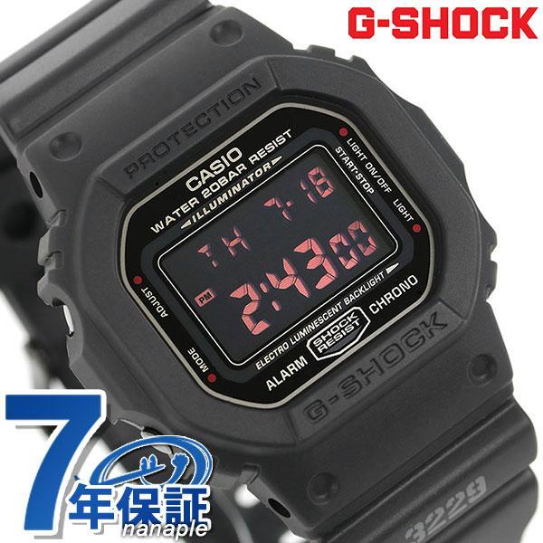 G-SHOCKGショックメンズ腕時計DW-5600MS-1DRカシオジーショックG-ショックg-shock
