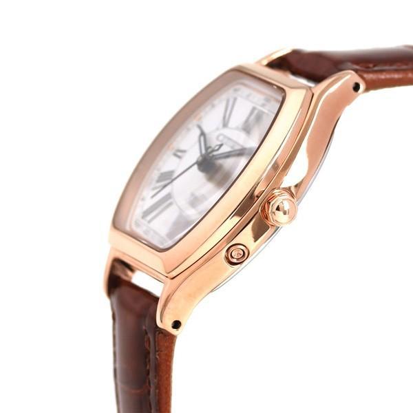 シチズン クロスシー ティタニアライン 電波ソーラー ES9352-05B 腕時計