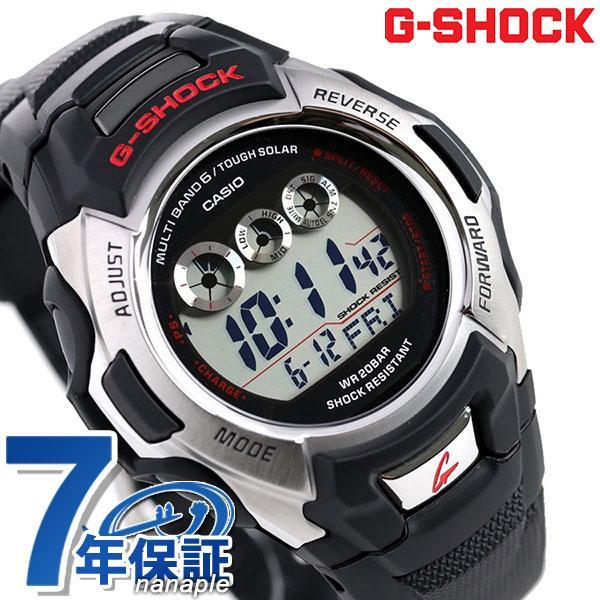 G-SHOCKGショック電波ソーラーメンズ腕時計GW-M500A-1CR電波ソーラーカシオジーショックG-ショックg-shock