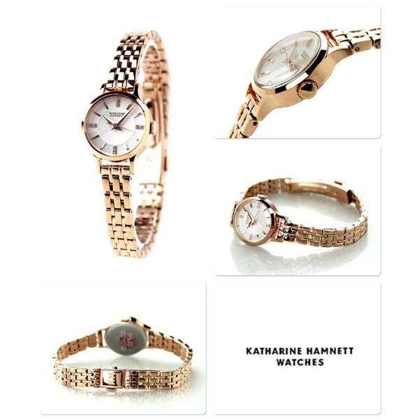 キャサリン ハムネット イングリッシュスリック KH77G1B14 日本製 腕時計