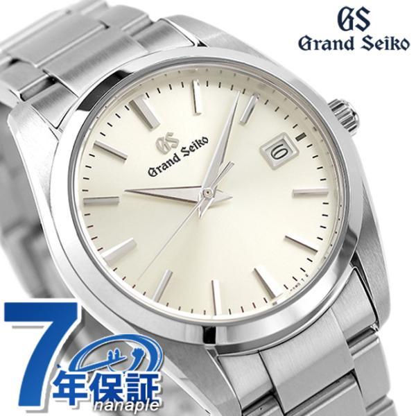 グランドセイコー SBGX263 セイコー 腕時計 メンズ 9Fクオーツ 37mm GRAND SEIKO 時計