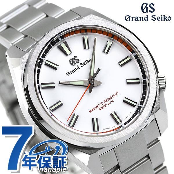 グランドセイコー腕時計クオーツ9FメンズSBGX341GRANDSEIKOセイコースポーツコレクションホワイト時計