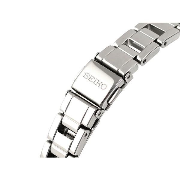 セイコー 腕時計 レディース トノー型 電波ソーラー SWFH084 SEIKO