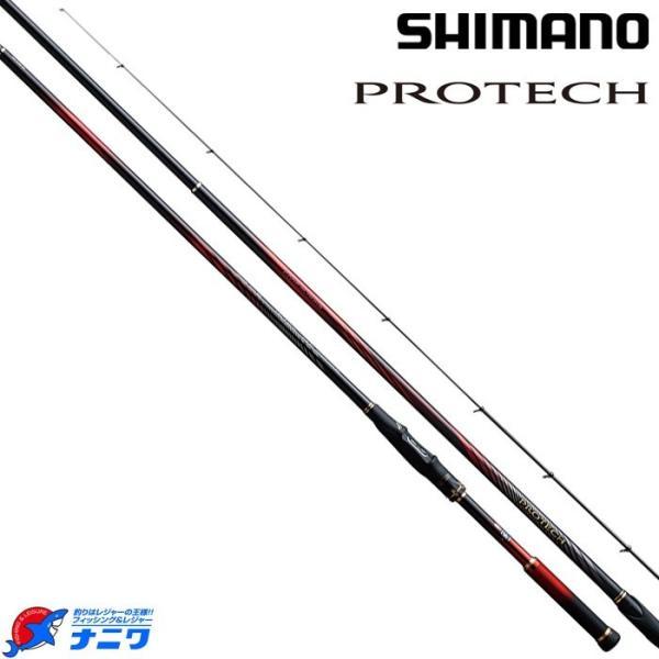 シマノ 18 プロテック 1.2-500